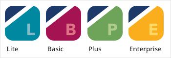 Kiosk Pro Lite, Basic, Plus and Enterprise